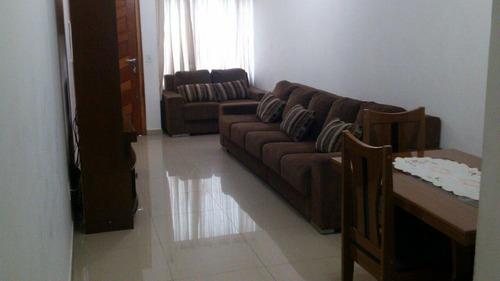 Sobrado Residencial À Venda, Vila Santa Clara, São Paulo. - So1077