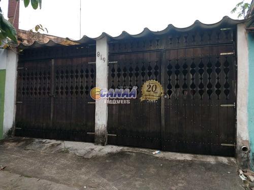 Casa Boa Para Comercio No Agenor De Campos Só R$ 180 Mil . - V7516