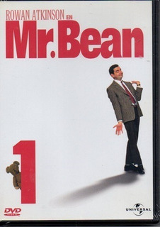 Mr Bean 1 Y 2 Película Dvd