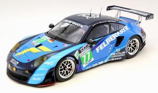 Porsche 997 Gt3 Rsr 2012 24 Horas Le Mans 1/18 Spark