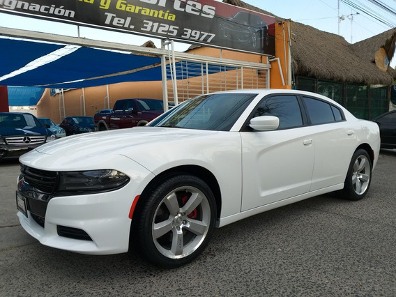 Dodge Charger Police 6 Cil Equipado,27,000km,impecable,cred