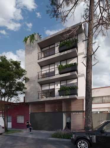Moderno Ph Con Terraza, Para Estrenar En La Mejor Zona De Narvarte