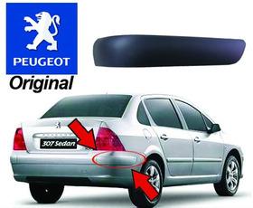 Friso Parachoque Traseiro Peugeot 307 Sedan Lado Direito