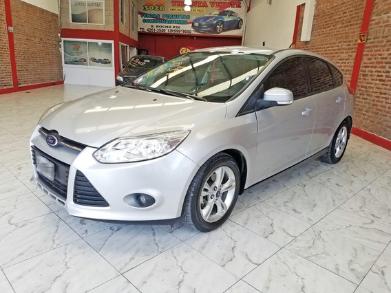 Ford Focus Iii 1.6 S Gnc