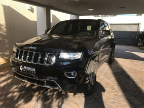 Jeep Grand Cherokee Limited 3.6 V6 4x4 Aut 2015 Preta