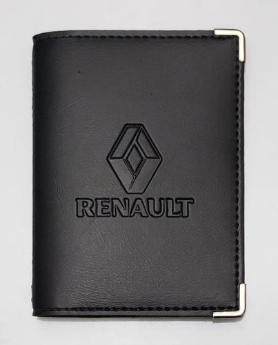 Imagem 1 de 4 de Capas Carteiras*** Renault (temos Kits Com Port Manual)