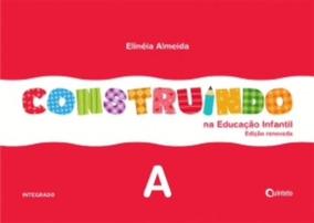 04unids Construindo Na Educaçao Integrado A E B Frete Gratis