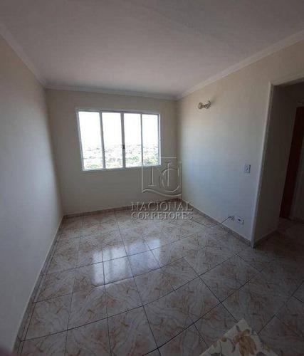Imagem 1 de 20 de Apartamento Com 2 Dormitórios Para Alugar, 60 M² Por R$ 1.000,00/mês - Conjunto Residencial Sitio Oratório - São Paulo/sp - Ap12491