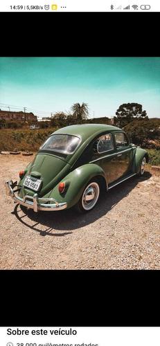 Imagem 1 de 1 de Volkswagen Fusca