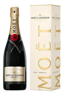 Champagne Moët & Chandon Brut Impérial 1 Estuche X 750ml