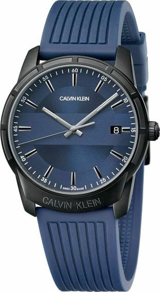 Reloj De Cuarzo Para Hombre Calvin Klein K8r114vn