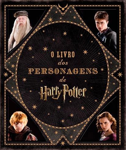 O Livro Dos Personagens De Harry Potter - Jody Revens