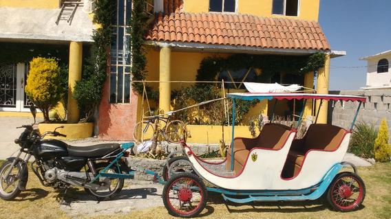 Pongo En Venta Moto Taxi Tel: 7122996369