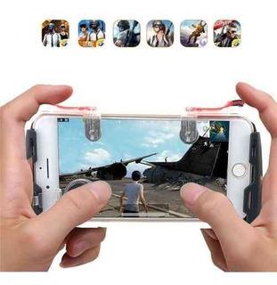 Gatillos Metálicos Para Celular Universales Android