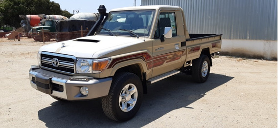 Toyota Land Cruiser Vdj 79 Arabe