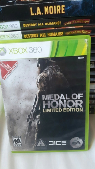 Medal Of Honor Para Xbox 360