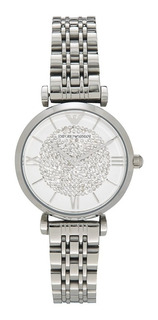 Relógio Emporio Armani Ar1925 Feminino Cristal Original