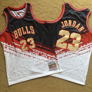 Michael Jordan #23 Retro Independencia Premium - Pedido