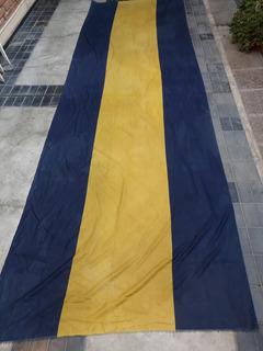 Bandera Grande De Boca Juniors 5 Metros Por 1,55 Metros
