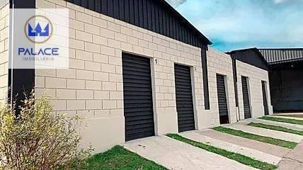 Box Para Alugar Por R$ 200/mês - Água Branca - Piracicaba/sp - Lo0003