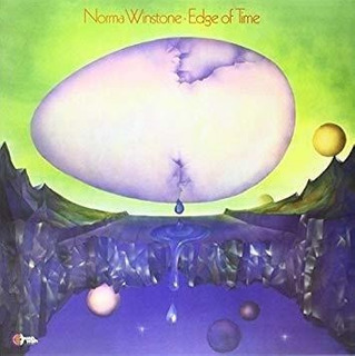Winstone Norma Edge Of Time Limited Edition Import Lp Vinilo