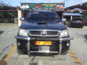 Toyota Hilux 4x4 2006
