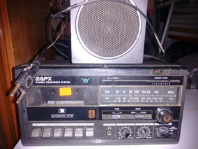 Antigo Rádio Tape Gpx - C- 900 - X