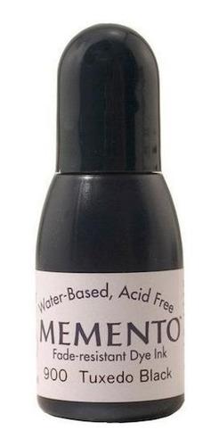 Imagem 1 de 1 de Memento Dye Ink Reinker Tuxedo Black