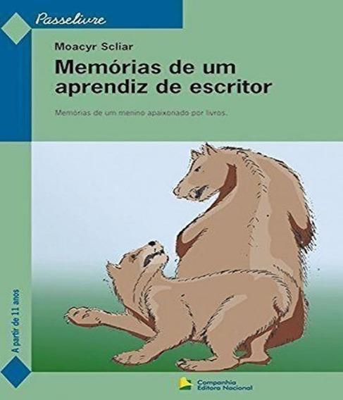 Livro Memorias De Um Aprendiz De Escritor - Passelivre
