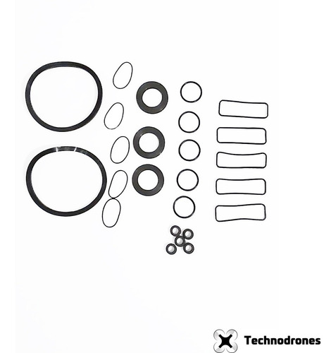 Agras Mg-1s - Spray System Rubber Kit Part-52