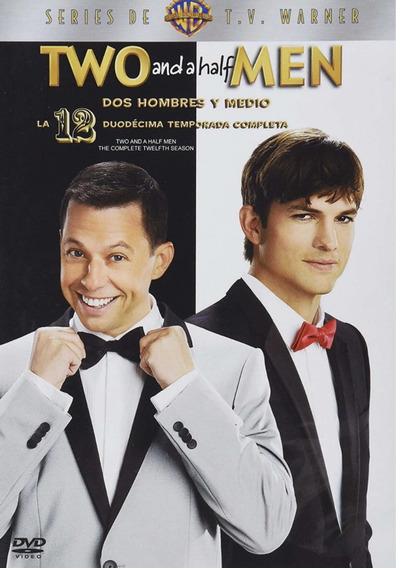 Two And A Half Men Dos Hombres Y Medio Temporada 12