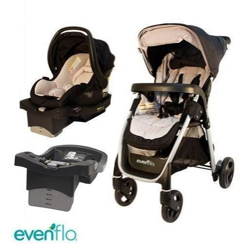 Coche Travel System Evenflo Frevo