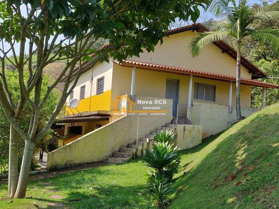 Chácara C/ 3 Casas, Centro, Araçariguama - R$ 750 Mil, Cod: 507 - V507