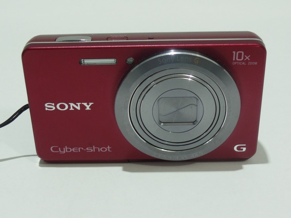Camera Fotografica Digital Sony W690 Barata Oferta + Brindes