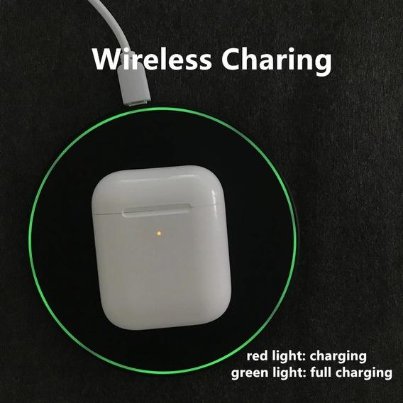 Tws I500 Bluetooth Com Pop-up - Idêntico AirPods 2