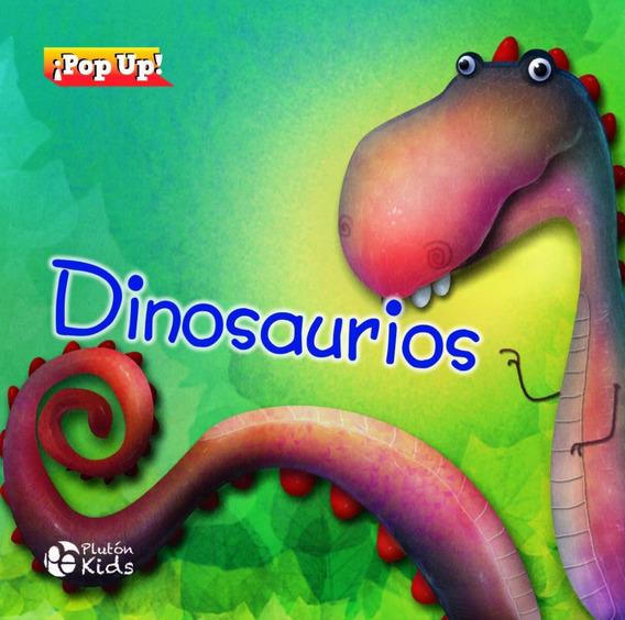 Libro: Dinosaurios / Pop-up