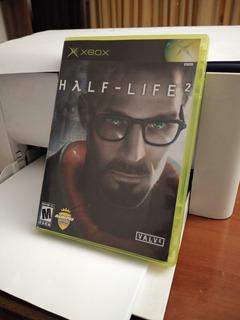 Half Life 2 Original Xbox Clásico