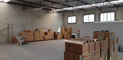 Galpão Para Alugar 380m² + Salas Administrativas - Jd Vazame - Embu Das Artes - 157 - 33922826