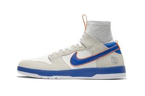 Tênis Nike Sb Zoom Dunk High Elite Qs X Medicom