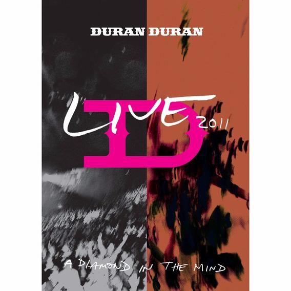Duran Duran A Diamond In The Mind Dvd Nuevo En Stock