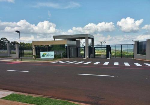 Imagem 1 de 6 de Terreno Residencial Com 275 M² No Condomínio Residencial Alto Da Boa Vista Na Cidade De Cravinhos - Te00220 - 68773510