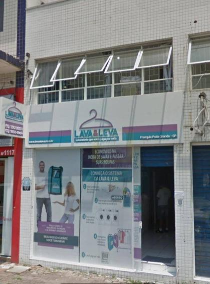 Loja Para Alugar, 90 M² Por R$ 2.500/mês - Vila Guilhermina - Praia Grande/sp - Lo0004