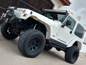 Impactante Jeep Diesel Extremo Modificado Turbo Wrangler