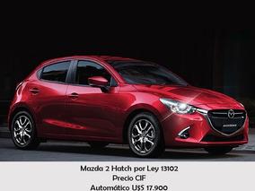 Mazda 2 Para Personas Con Discapacidad. Ley 13102
