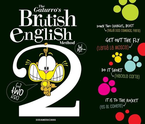 Imagen 1 de 2 de Gaturro's Brutish English Method 2 - Nik