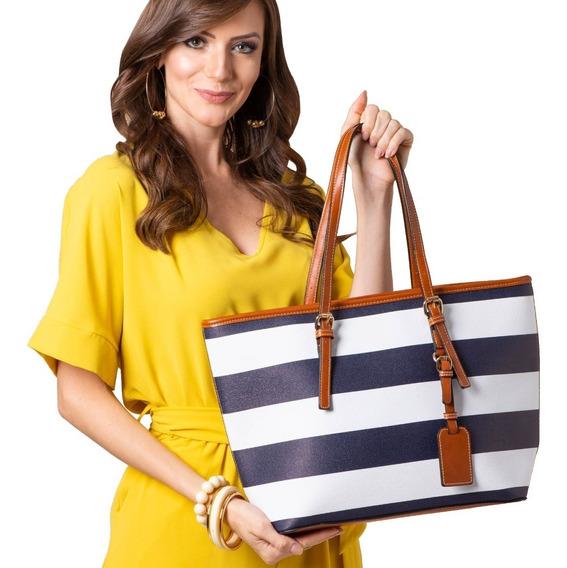 Bolsa Feminina De Ombro Fashion Luxo Shopping Bag Listrada