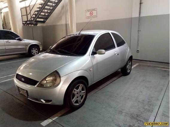 Ford Ka Automatico