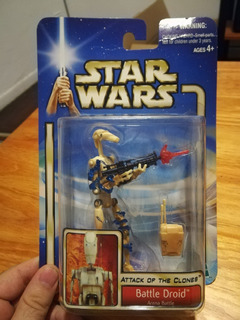 Battle Droid - Attack Of The Clones - #11 - Star Wars