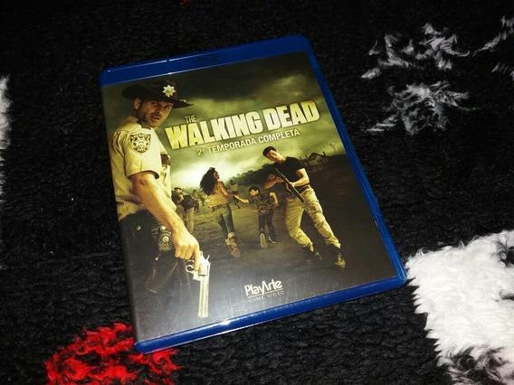 Bluray The Walking Dead Segunda Temporada Frete Grátis