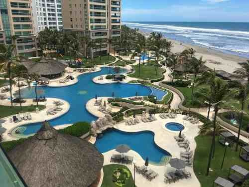 Exclusivo Departamento Maralago Playa Diamante Acapulco